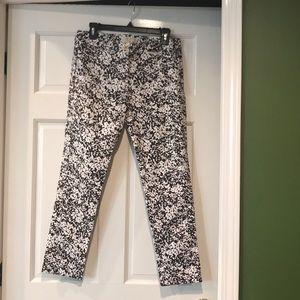 Michael Kors Petite Pants NWOT Leaf, NWOT